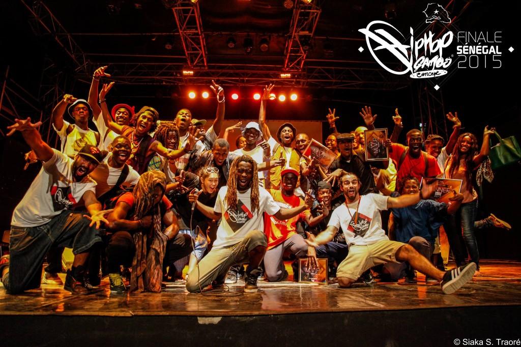 Sénégal photo groupe