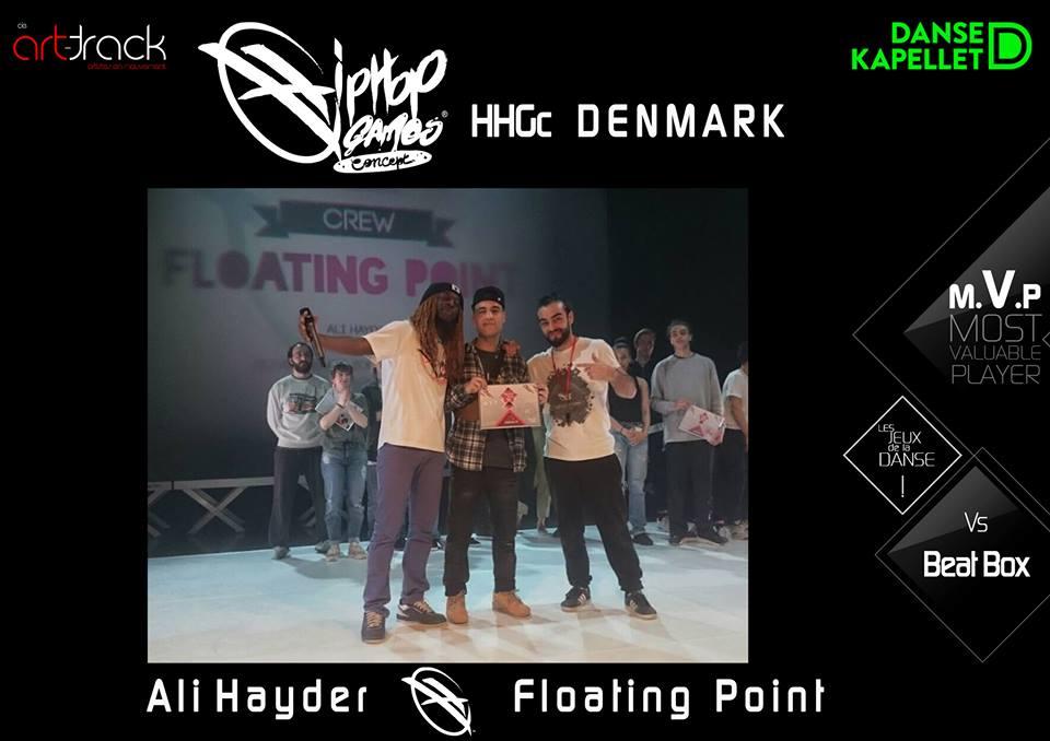 HHGC DK Versus Beatbox