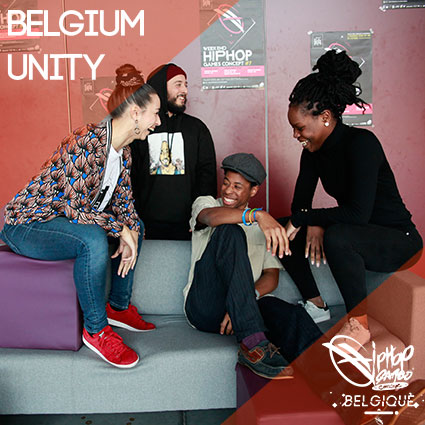 Belgium-unity