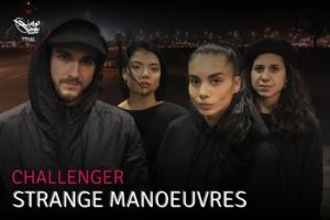 STRANGE MANOEUVRES